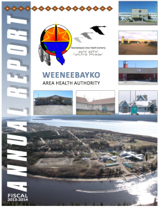 WAHA Annual Report 2013-2014 English